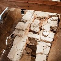 Archeonorico_Schmelz-und Kühlofenrunine