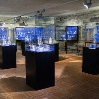 Archeonorico_Glasausstellung